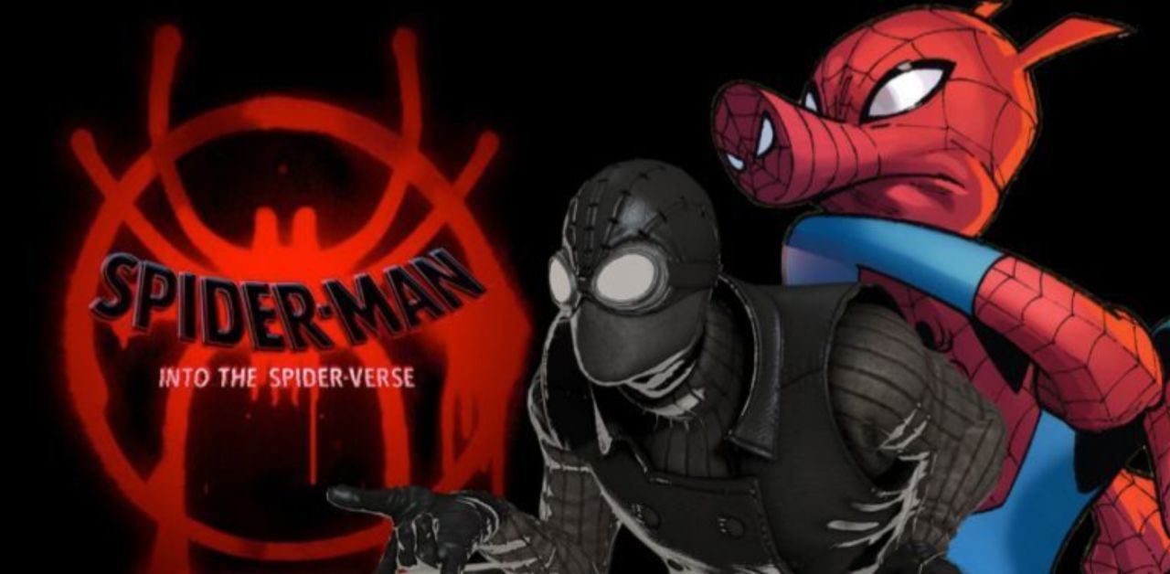 Spider-Man: Into the Spider-Verse' Confirms Roles for
