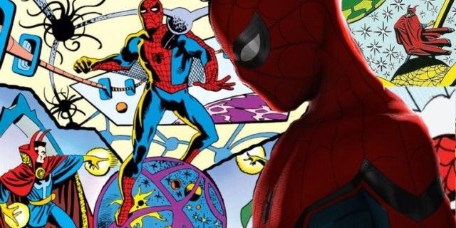 Spider-Man Steve Ditko Marvel ComicBookcom