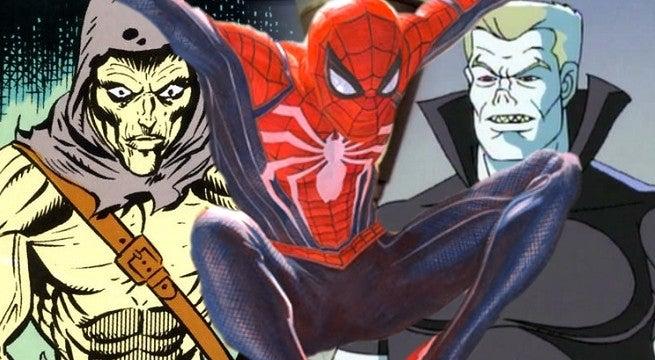 spider man villain throwdown
