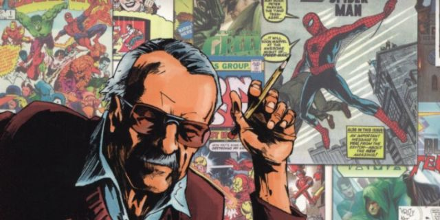 Stan Lee comics