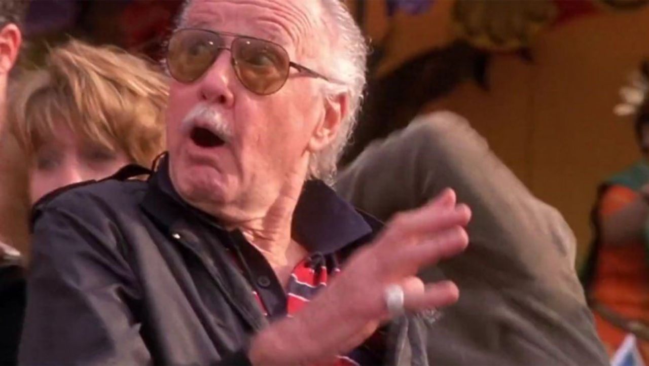 Here's How Stan Lee Reacted When He Learned Fox Marvel Characters Were Coming Home
