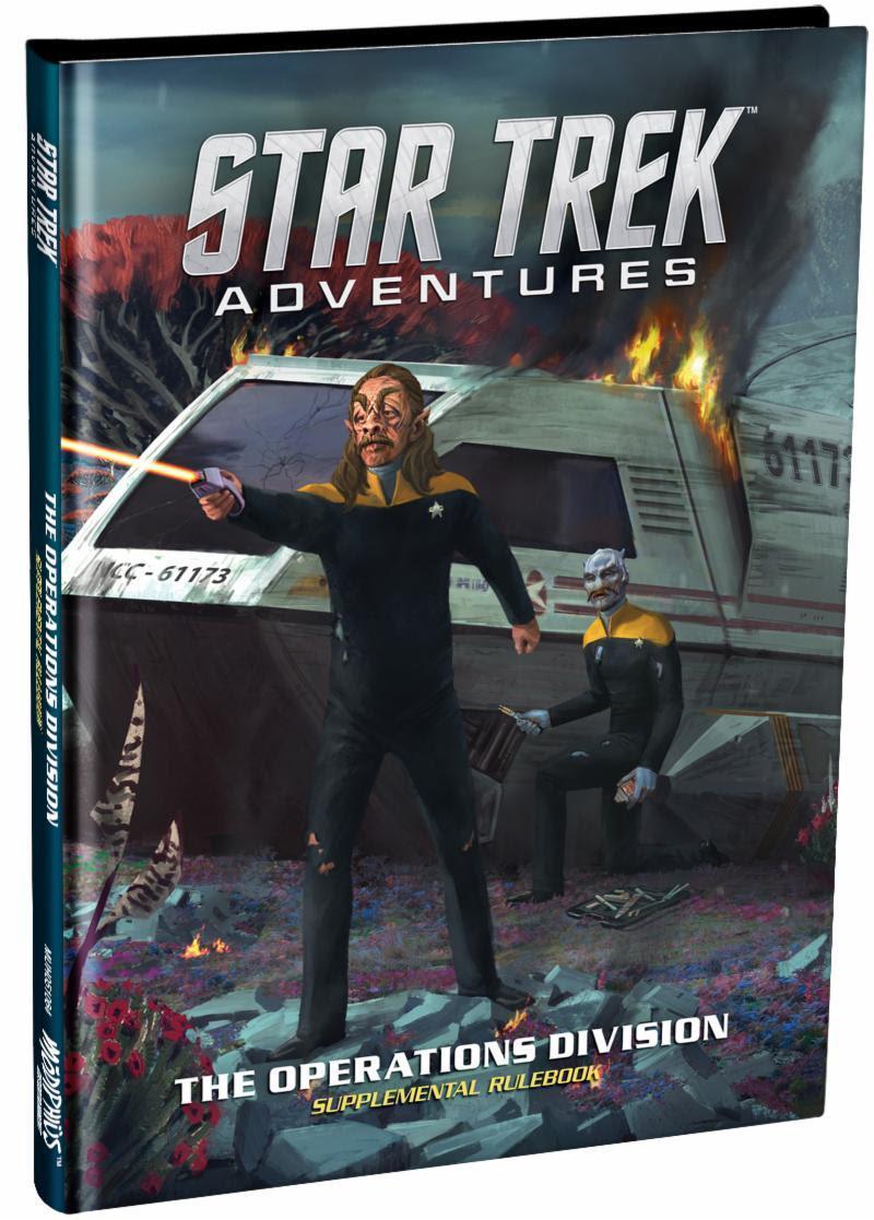 Star Trek Adventures Operations Division