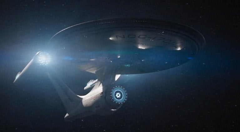 Star Trek Beyond Enterprise A