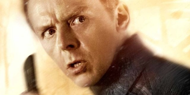 Star Trek Into Darkness Scott Simon Pegg
