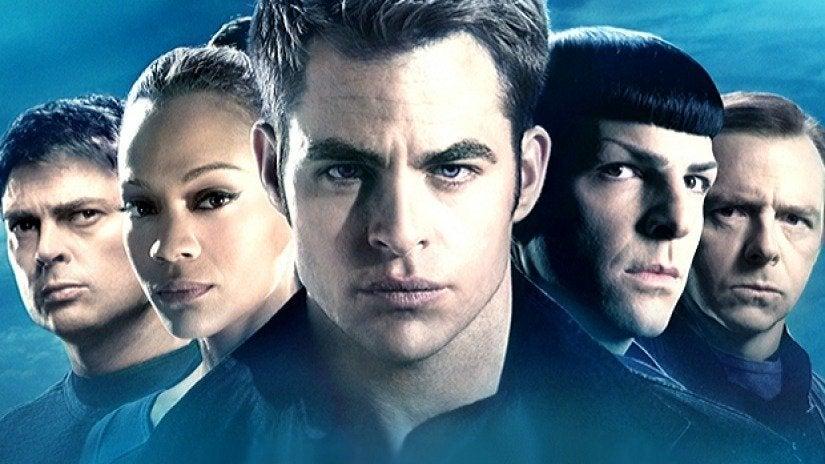 Star Trek Kelvin Timeline Crew