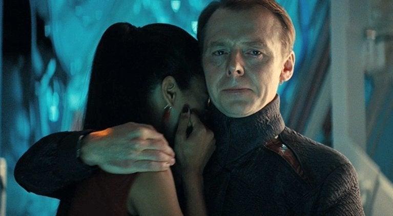 Star Trek Simon Pegg