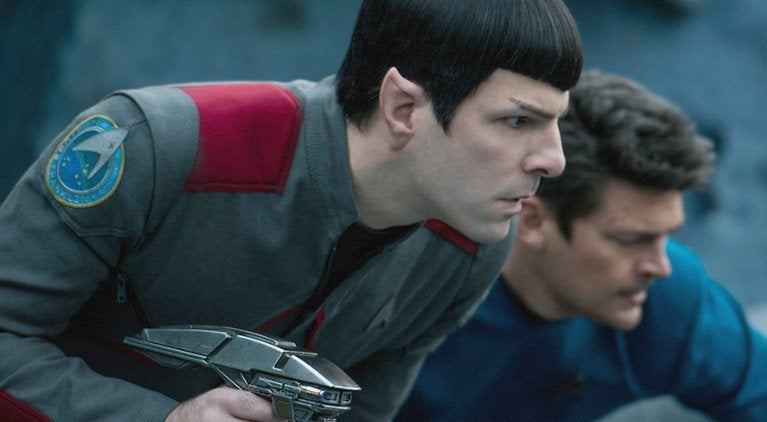 Star Trek Spock Zachary Quinto