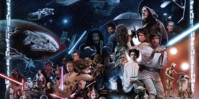 Star Wars Episode 9 Skywalker Saga Ending