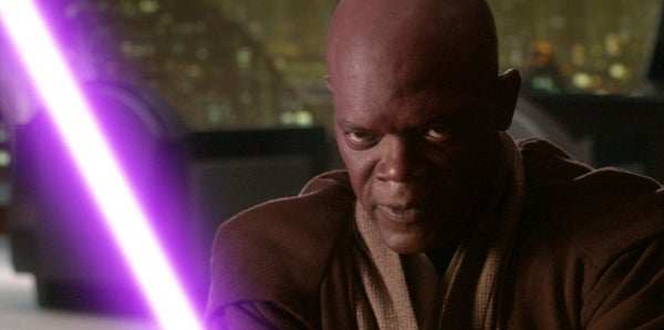 Star Wars Mace Windu