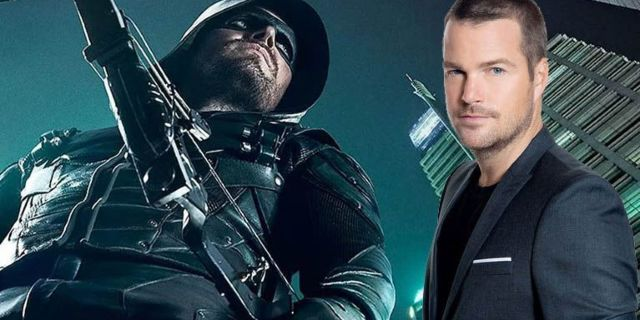 stephen amell arrow chris odonnell