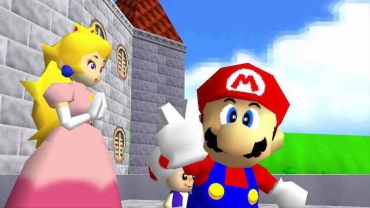 Watch: Playing Super Mario 64 at 60 FPS Changes Everything