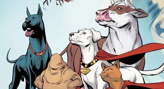 super pets movie warner bros