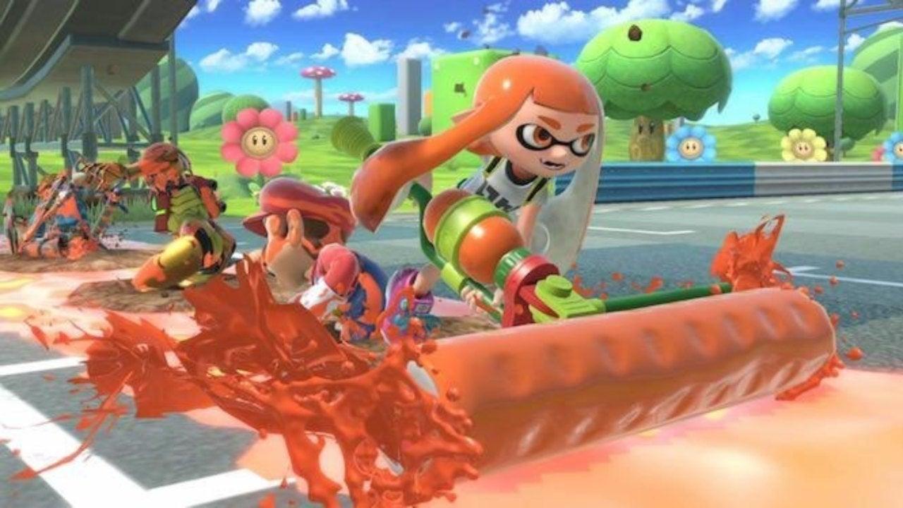 Super Smash Bros  Ultimate's Download Size For Nintendo