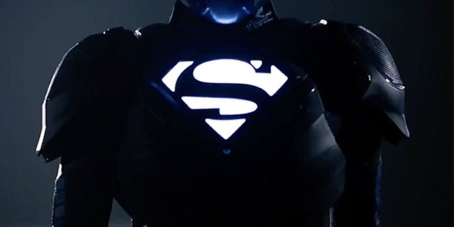 supergirl new costume s 4