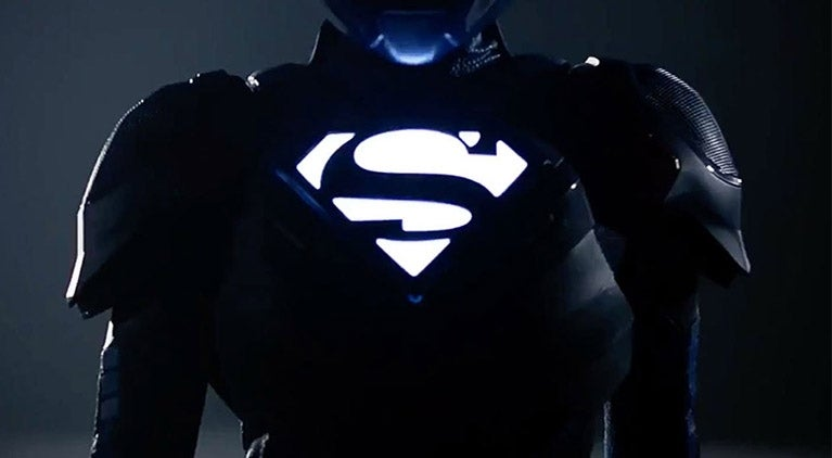 supergirl new costume s 4