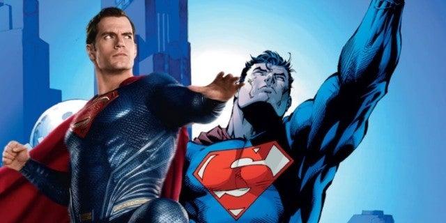 Superman For Tomorrow Cavill comicbookcom