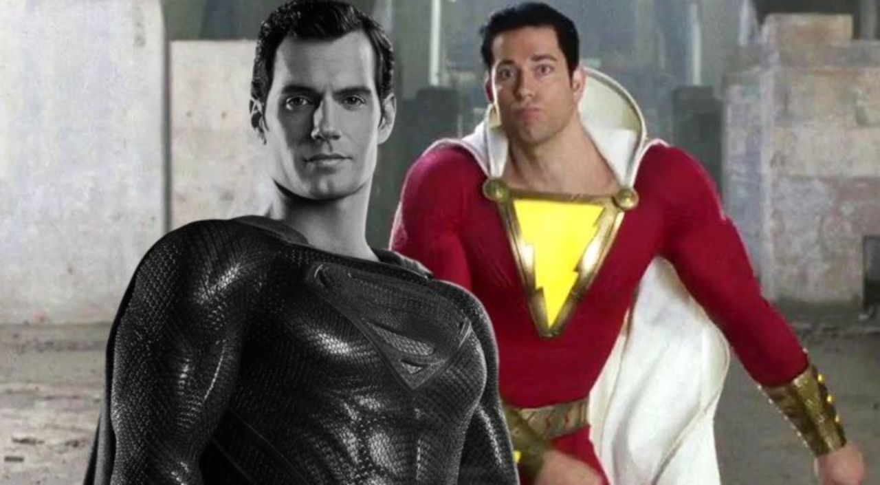 Watch Henry Cavill's Superman Might Appear in Shazam' With Zachary Levi: Report video