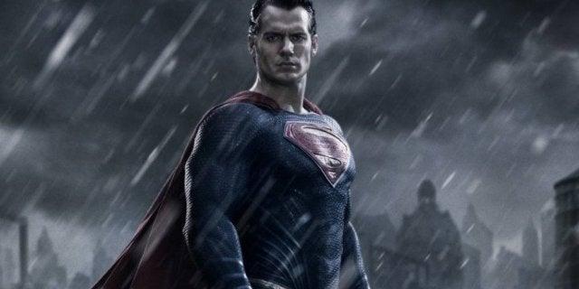 Superman rain