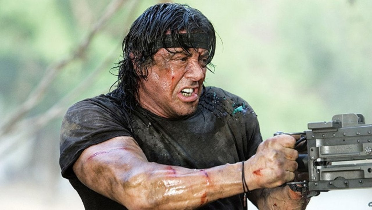 Sylvester Stallone Teases New Rambo: Last Blood Trailer with Fierce Photo