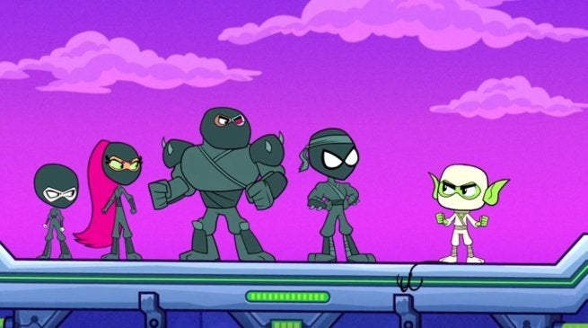 Teen Titans Go! - The Art of Ninjutsu