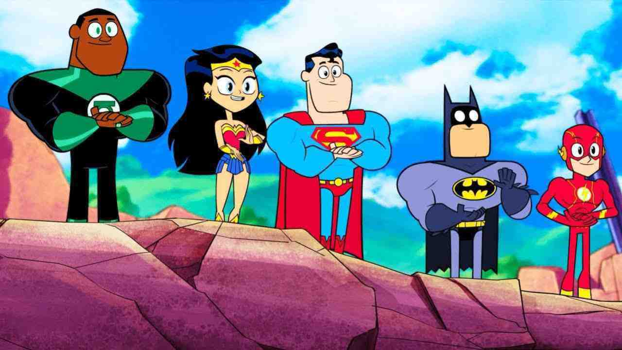 Extended Justice League Clip From 'Teen Titans Go! to the ...