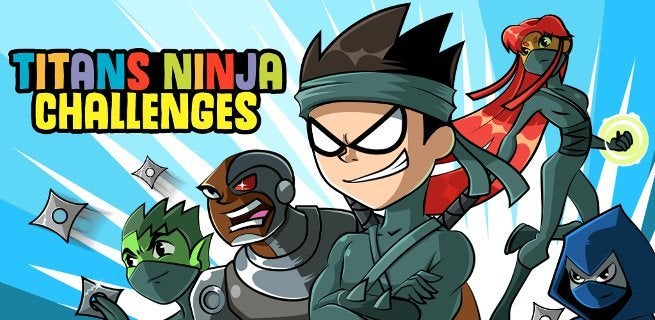 Teen Titans Original Series Reboot Anime Ninjas