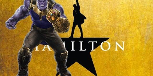 Thanos Sings Hamilton in 'Avengers: Infinity War' Parody
