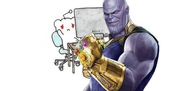 Thanos Reddit