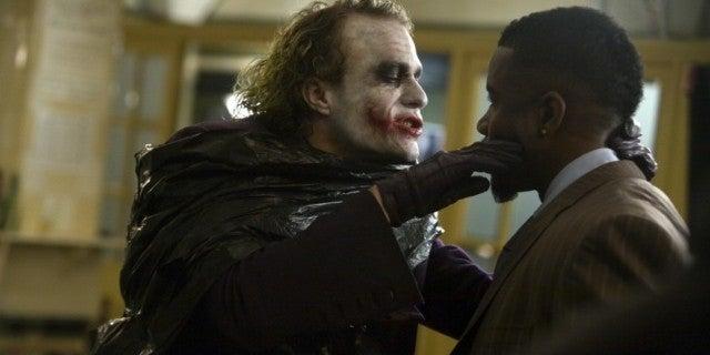 The Dark Knight Joker Gambol