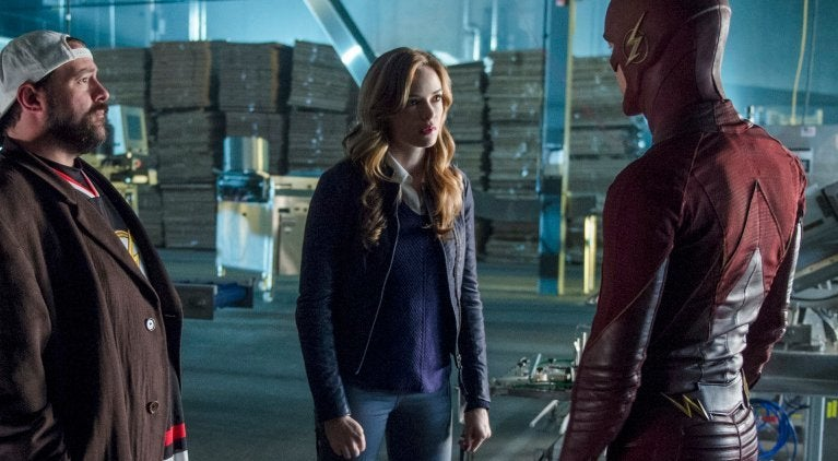 The Flash Danielle Panabaker Director Episode
