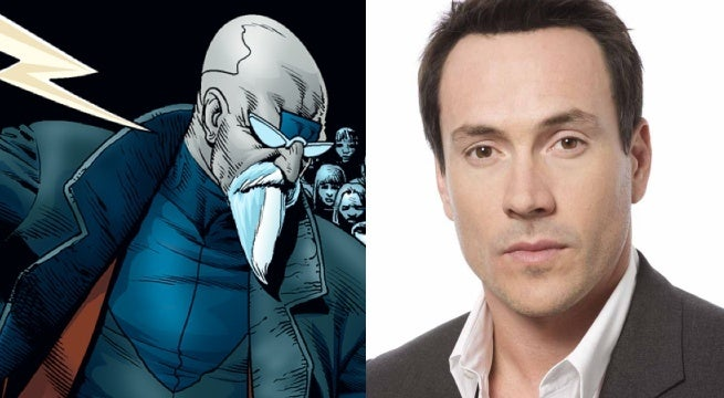 the flash season 5 chris klein cicada