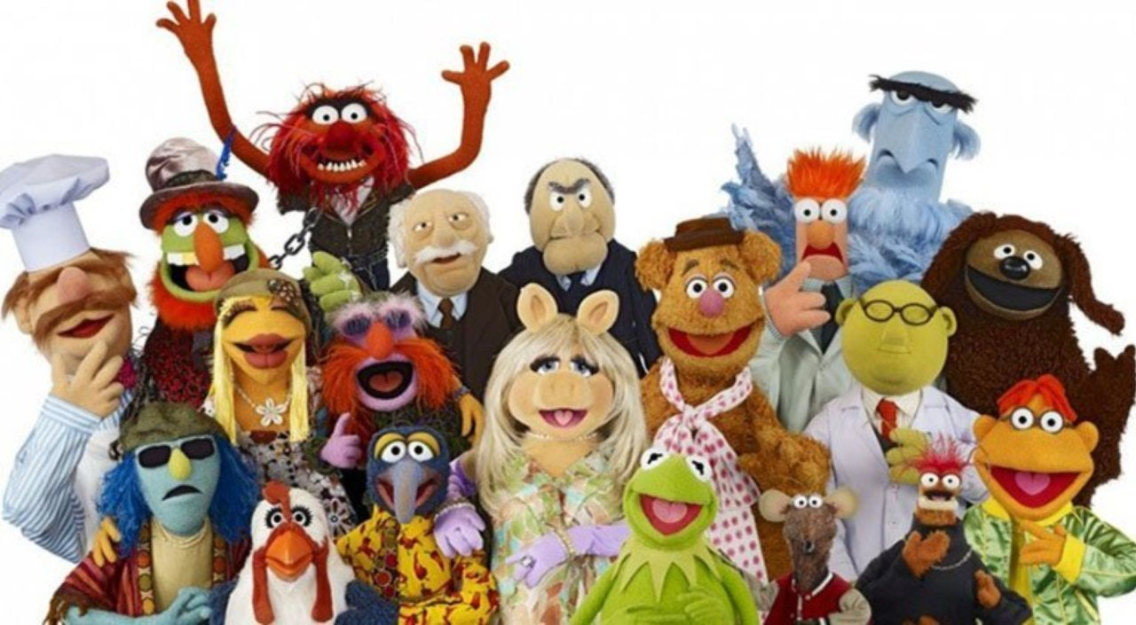 The Internet Is Replacing Movie Casts With Muppets and the