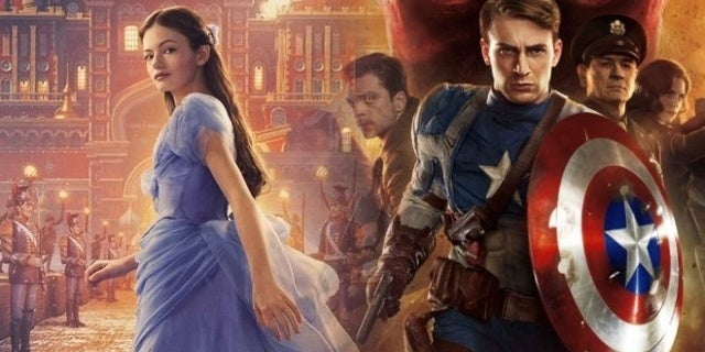 the nutcracker and the four realms joe johnston captain america
