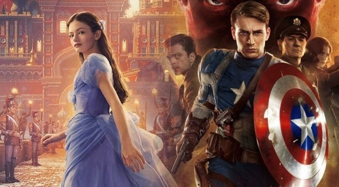 the nutcracker and the four realms joe johnston captain america