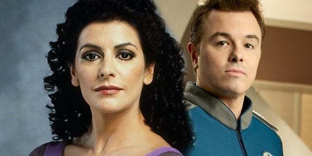 The Orville Marina Sirtis