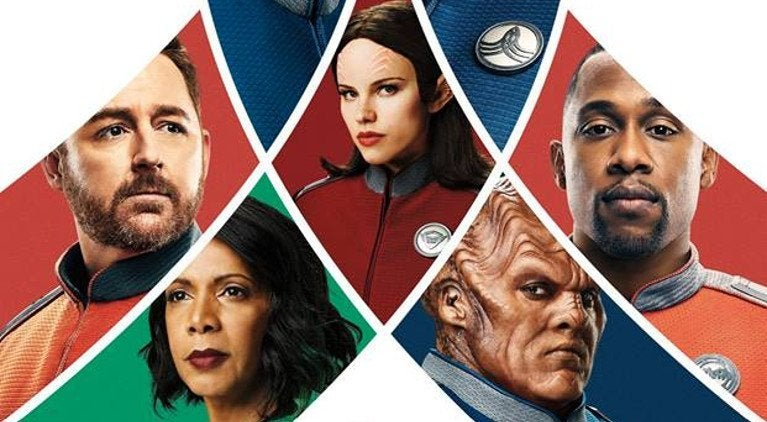 The Orville SDCC