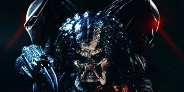 The Predator Final Reshoots Post Credits Button Scene