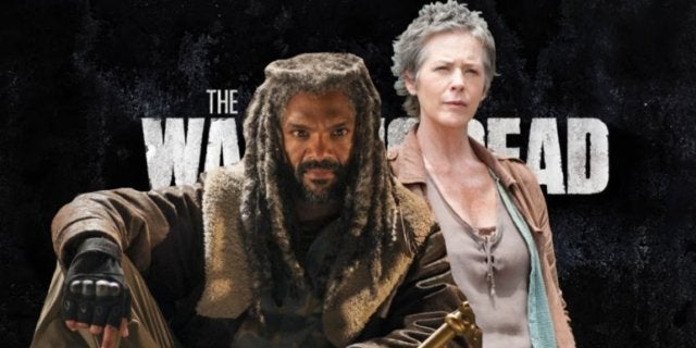The Walking Dead Carol Ezekiel comicbookcom