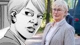 The Walking Dead Georgie Pamela Milton COMICBOOKCOM
