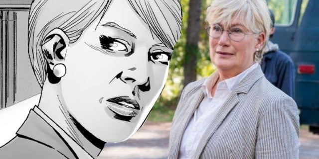 The Walking Dead Georgie Pamela Milton COMICBOOKCOM