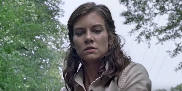 The Walking Dead season 9 Maggie