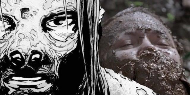 The Walking Dead season 9 Whisperers comicbookcom