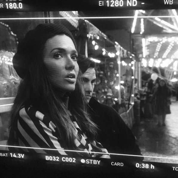 this is us season 3 black and white production photo