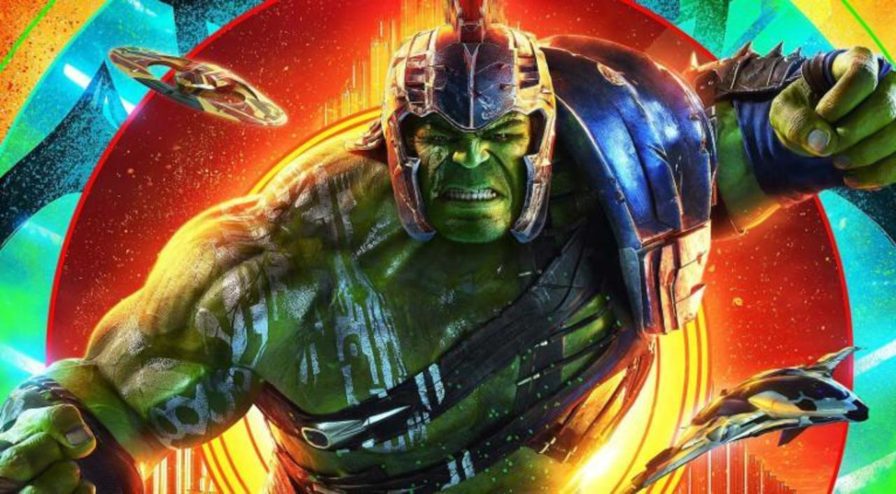 Thor Ragnarok Concept Art Reveals Different Look For Hulk S Armor