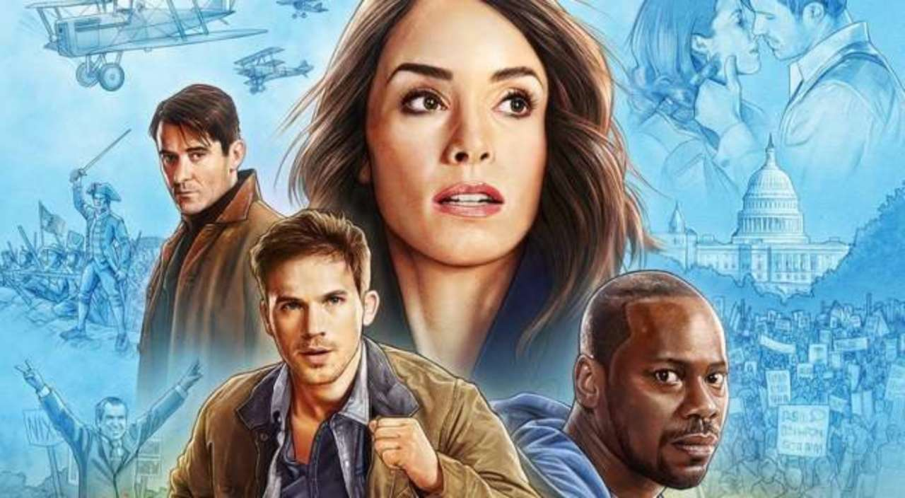 'Timeless' Stars Offer Hope That The Series Could Return