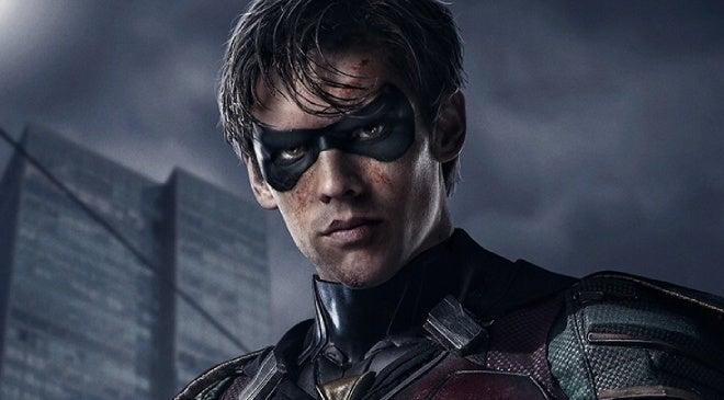 titans dick grayson robin