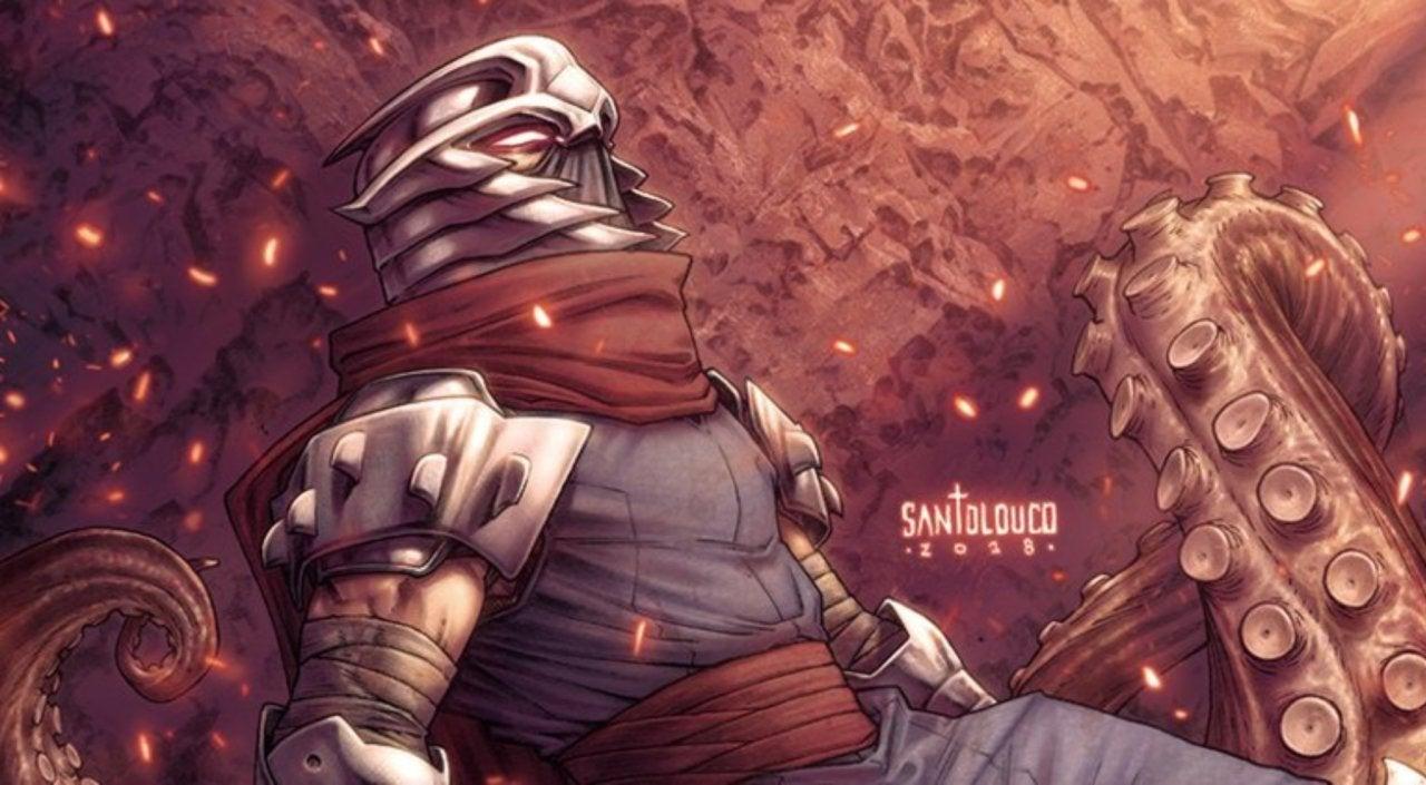 Teenage Mutant Ninja Turtles Shredder In Hell Coming In 2019