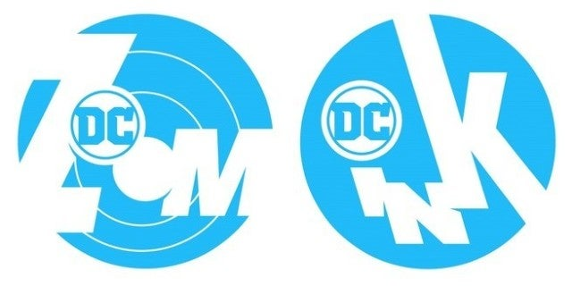 Top 10 DC Comics Zoom Ink - Cover