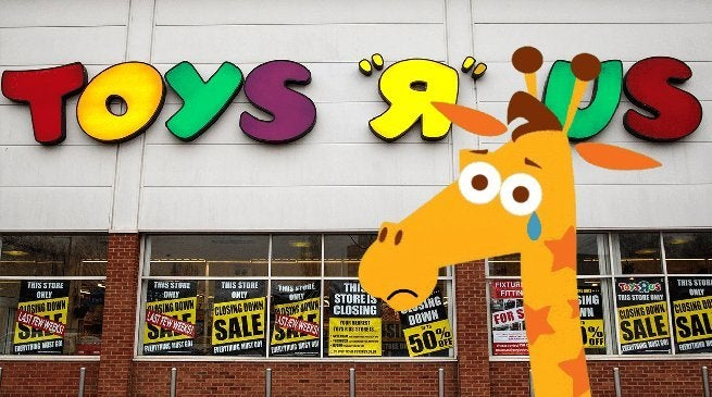 Toys R Us Store Auction 2018