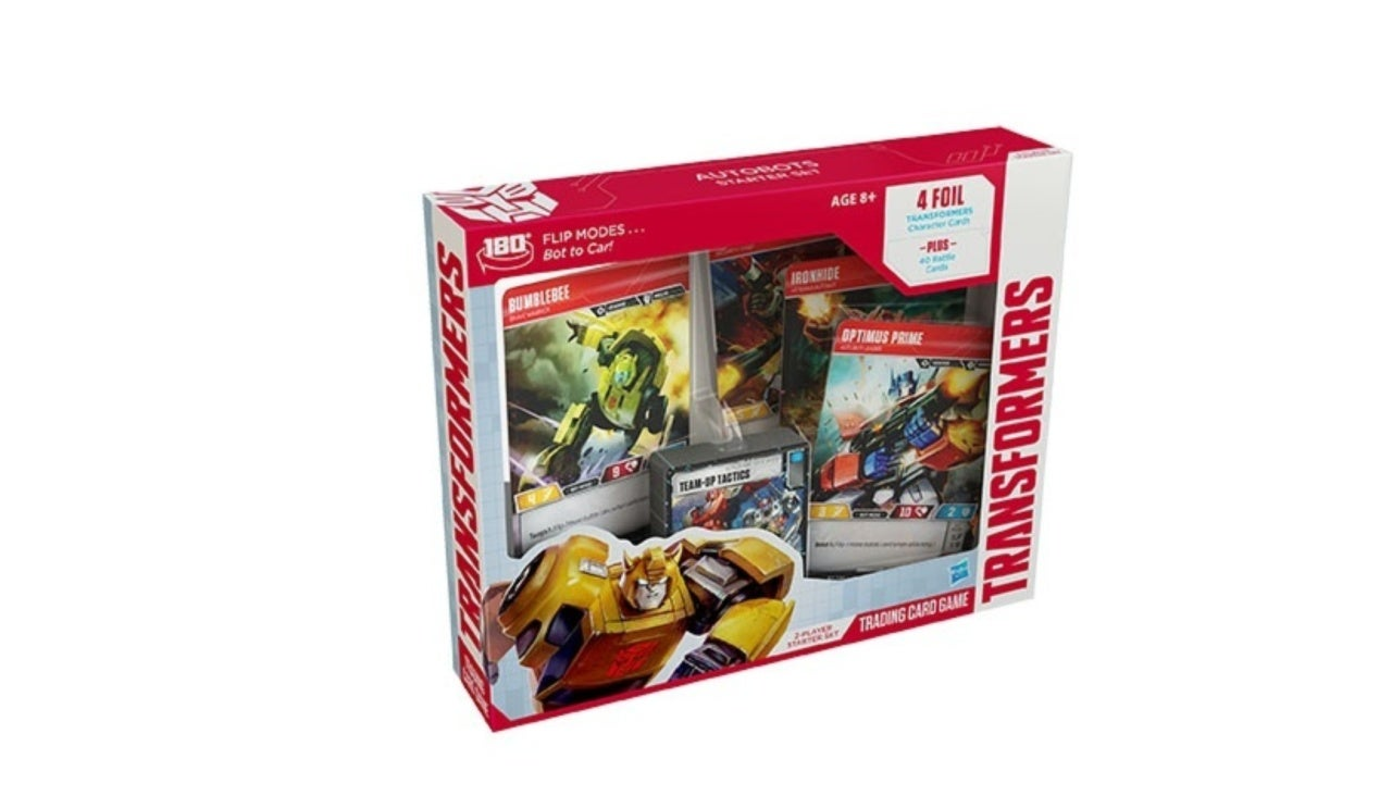 Transformers Trading Card Game Brings Robots in Disguise to Tabletop Play